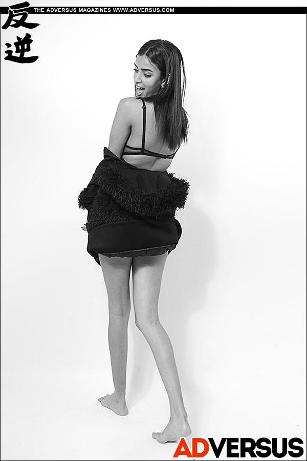 Cherifa Naffeti photographed by Alessio Cristianini