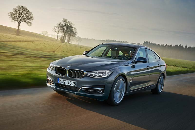 De nieuwe generatie BMW 3 Serie Gran Turismo. De ruimste en rijkst uitgeruste BMW 3 Serie