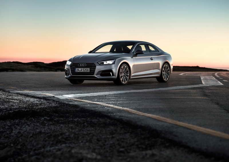 Audi S5 Coupé – sportief-elegant topmodel