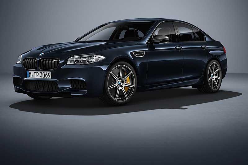 De BMW M5 Competition Edition