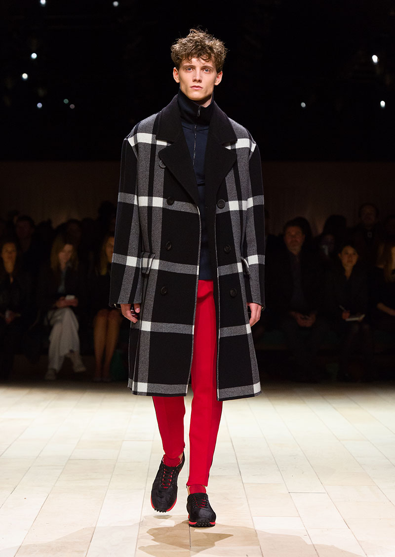 Burberry wintermode 2016