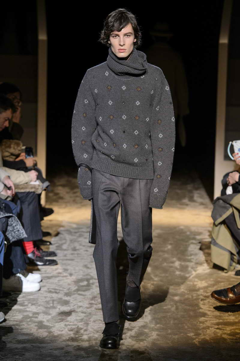 Photo Courtesy Ermenegildo Zegna Herfst Winter 2016 2017