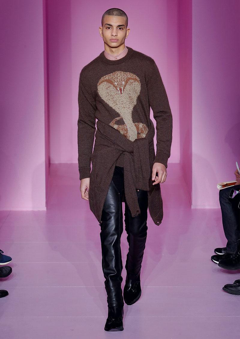 Wintermode Givenchy