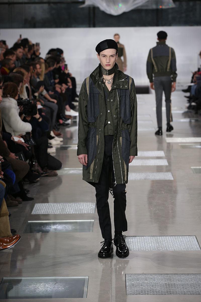 Wintermode Louis Vuitton