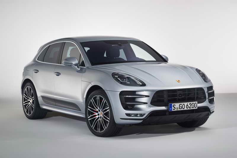 Porsche Macan Turbo met Performance Package