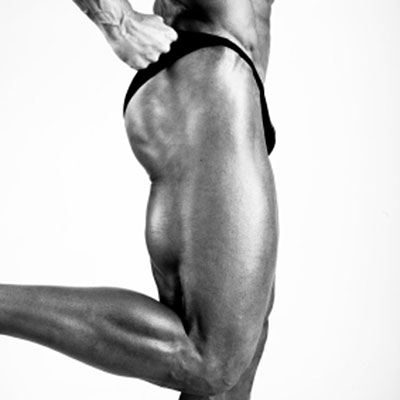 Workout. Waarom het belangrijk is om ook je benen te trainen