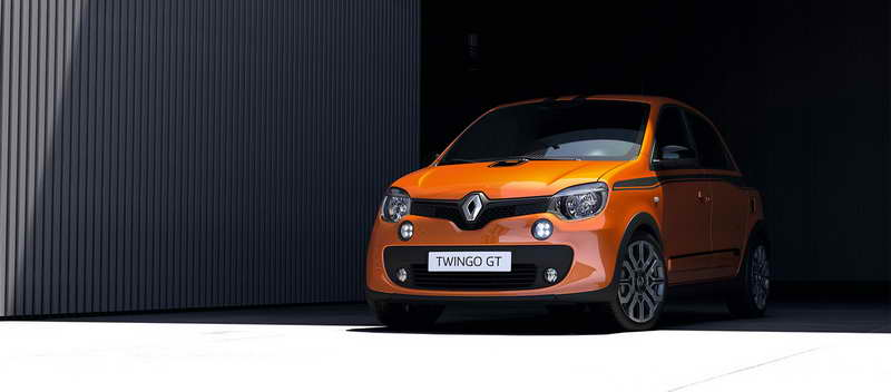 Renault presenteert de Twingo GT