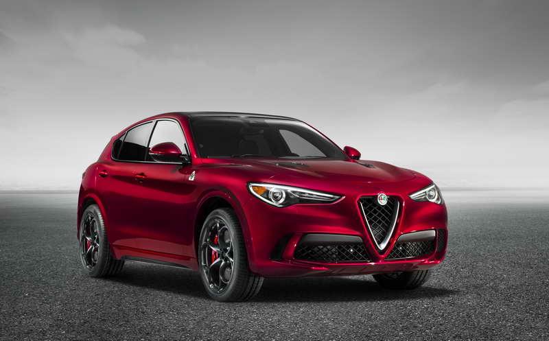 Wereldpremière Alfa Romeo Stelvio