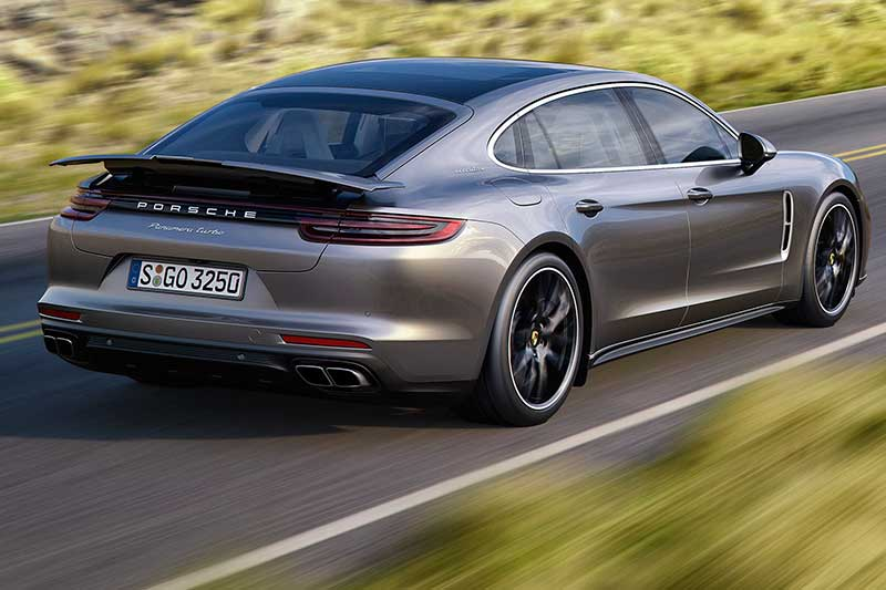 Nieuw in de Panamera-lijn: Executive en V6 turbo-modellen