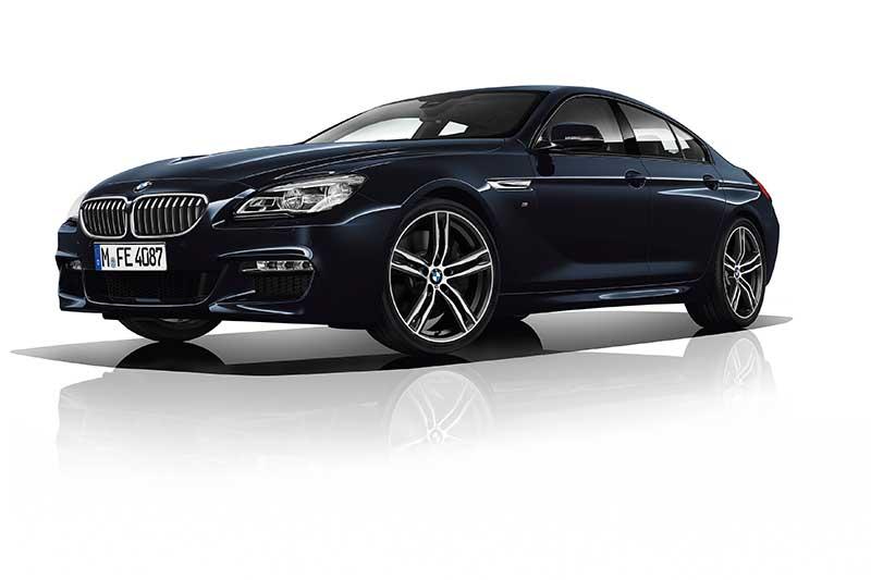 Nieuwe opties voor de BMW 6 Serie: luxueuze elegantie op zijn best