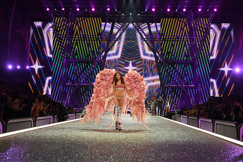 Victoria's Secret Runway 2016, photo: courtesy of Victoria's Secret