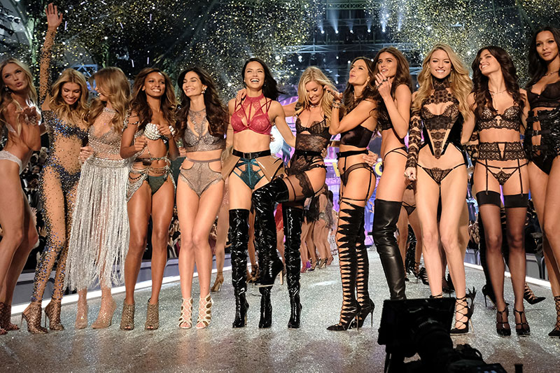 Victoria's Secret Runway 2016, photo: courtesy of Victoria's Secret