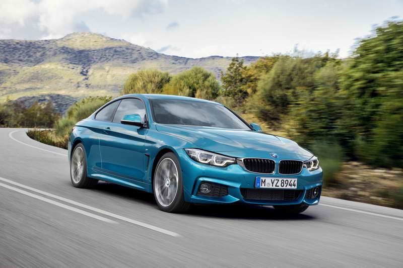 De vernieuwde BMW 4 Serie