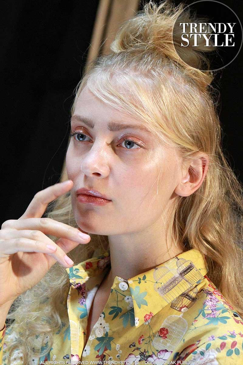 Backstage trucjes make-up