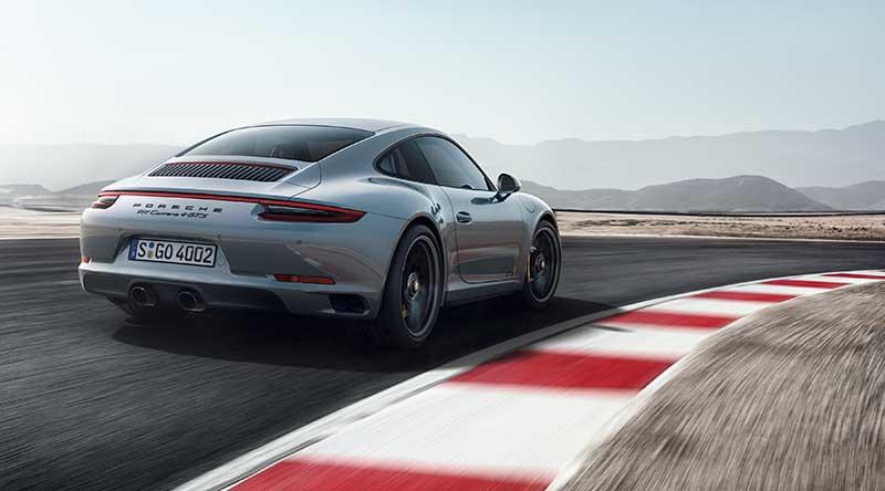 De nieuwe 911 GTS modellen: dynamiek, comfort en efficiency
