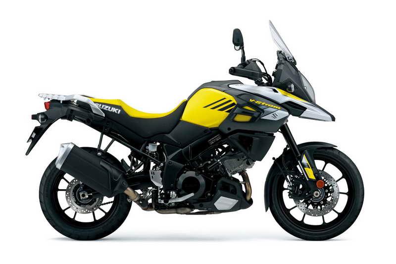 De nieuwe Suzuki V-Strom 1000A