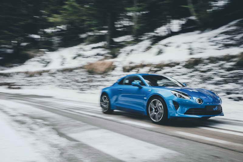 Nieuwe Alpine A110