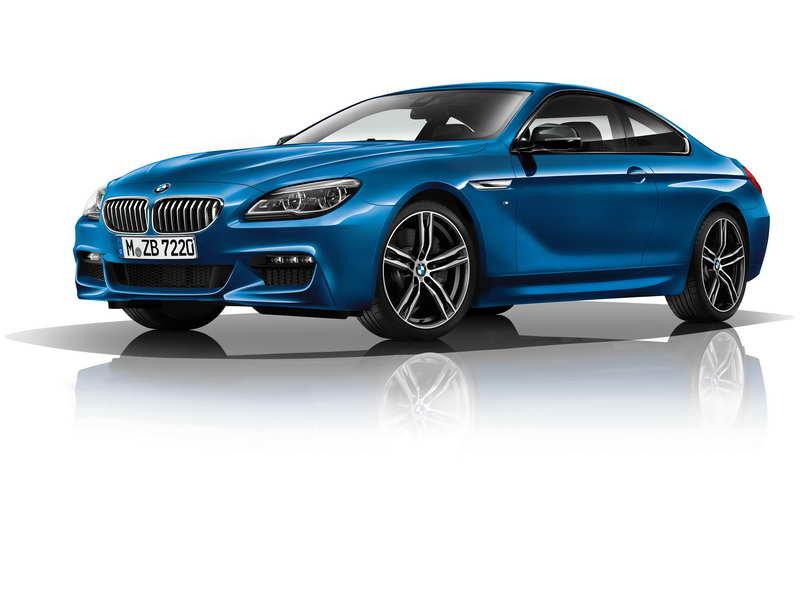 De BMW 6 Serie M Sport Limited Edition