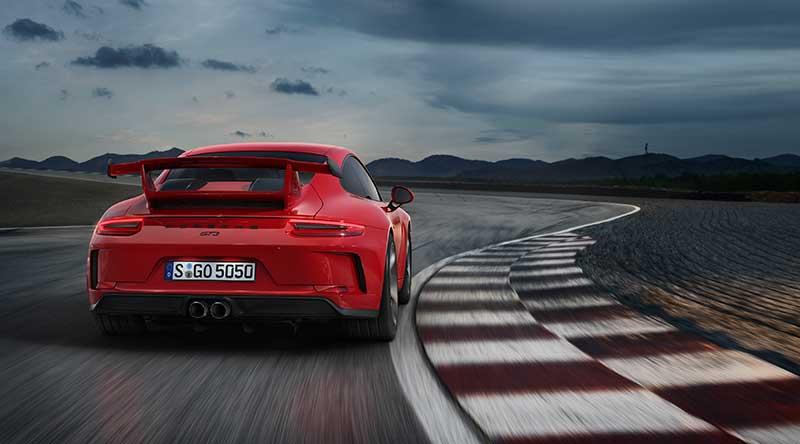 Porsche voor puristen: de nieuwe 911 GT3, óók met handbak
