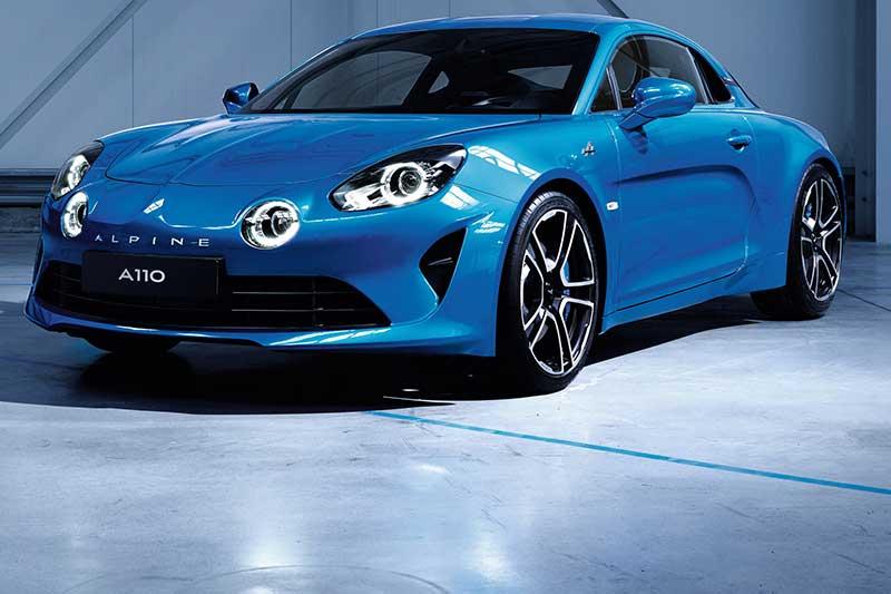 Renault Alpine is terug