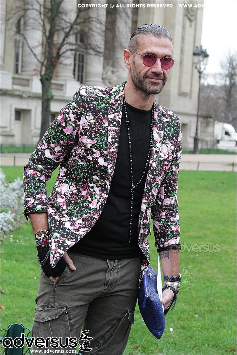 Streetstyle bij Chanel