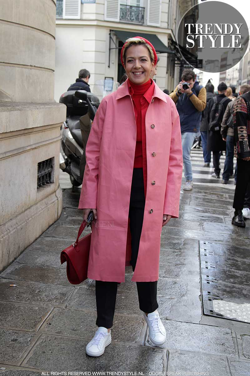 Roze modekleur 2017