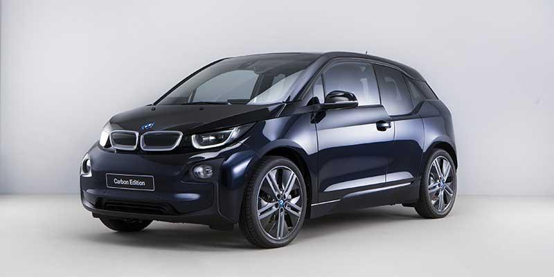 De BMW i3 Carbon Edition, uitsluitend voor Nederland