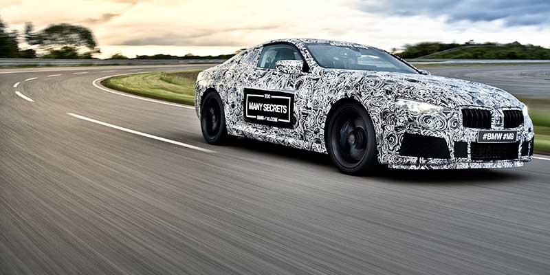 De BMW M8. Het summum binnen de BMW 8 Serie