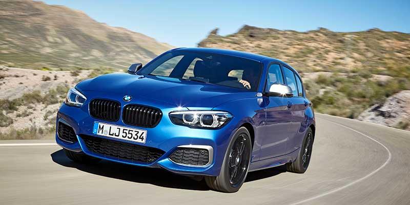 De vernieuwde BMW 1 Serie