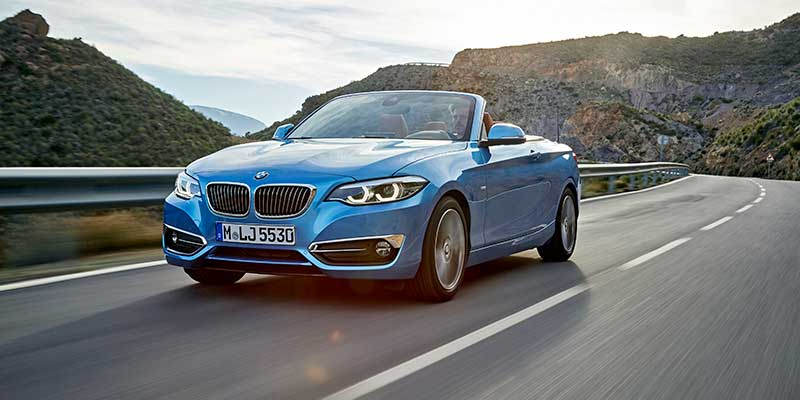 De vernieuwde BMW 2 Serie Coupé en Cabrio