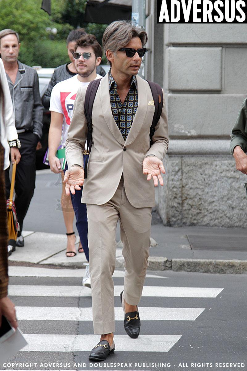 Streetstyle man
