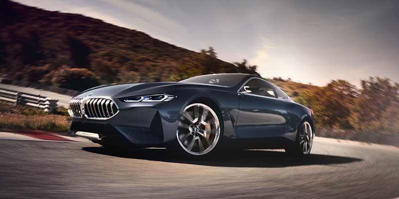 BMW Concept 8 Serie