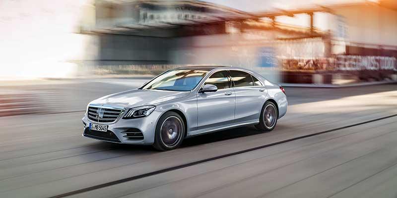 Nieuwe Mercedes-Benz S-Klasse
