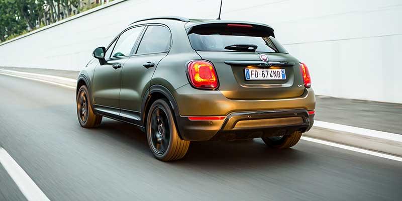 Fiat 500X S-Design met sportieve looks