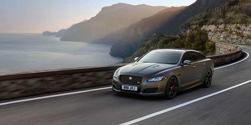 Jaguar XJ: Ultieme Premium Sedan Nog Verder Verbeterd Nieuwe Topversie: Sportieve XJR575