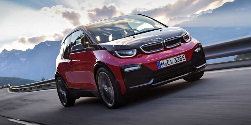 De nieuwe BMW i3 en BMW i3s