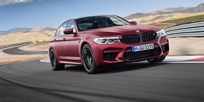 De nieuwe BMW M5