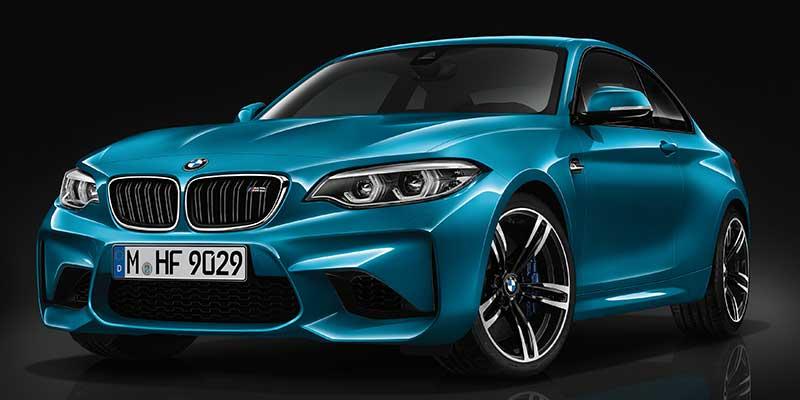 De vernieuwde BMW M2