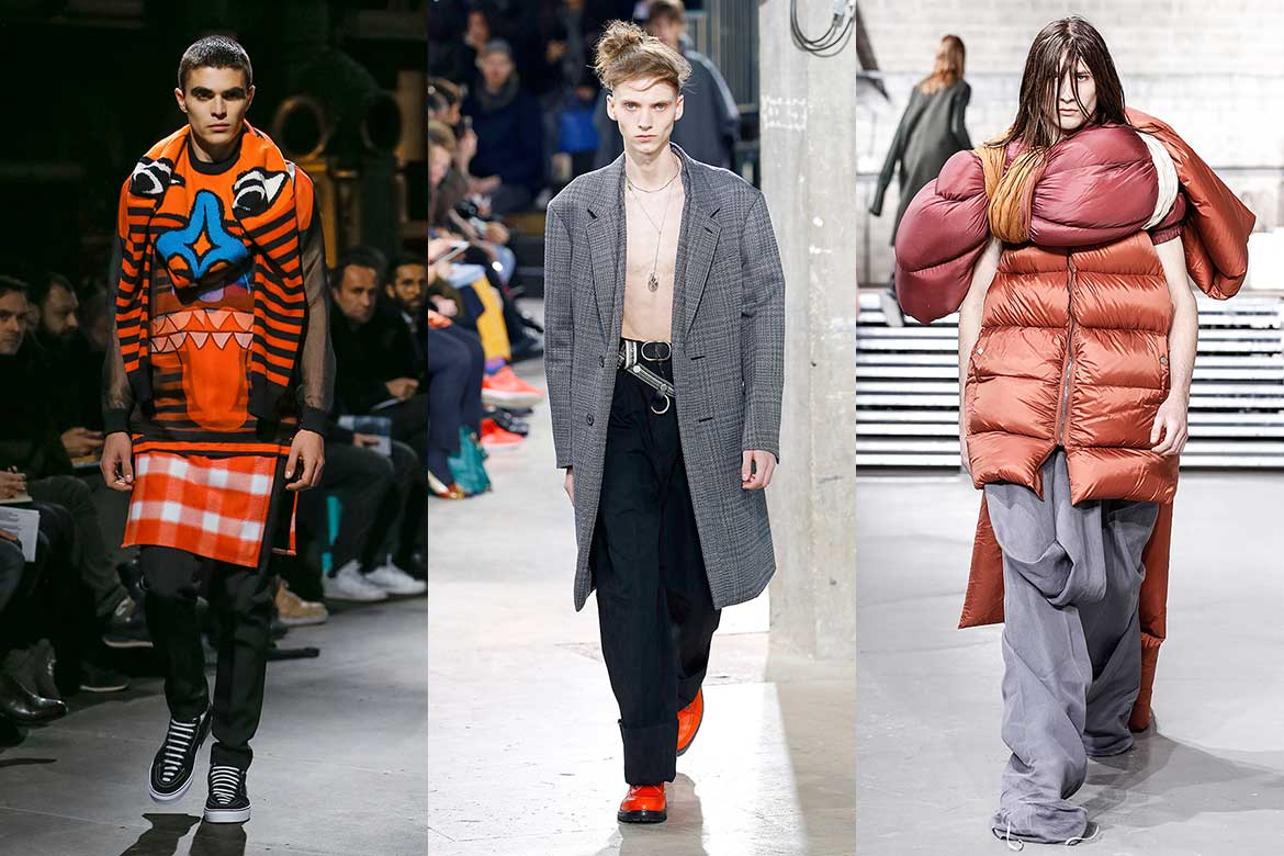 Mode trends man herfst winter 2017 2018