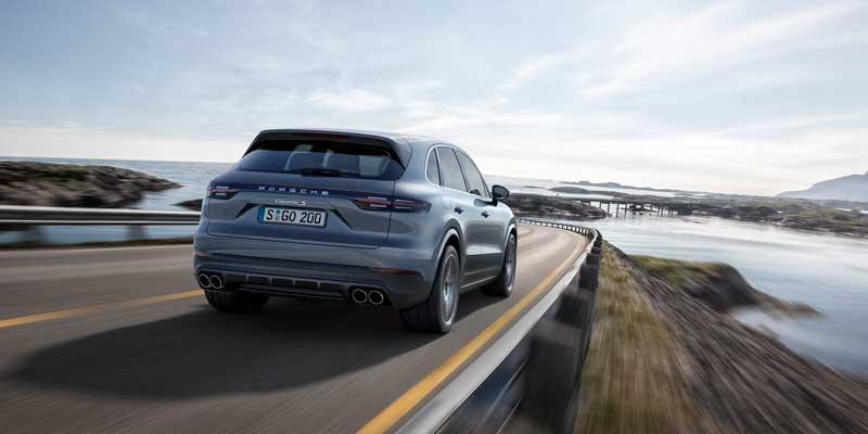 De nieuwe Porsche Cayenne: sportwagen, offroader en limousine