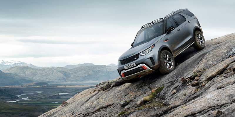 Discovery SVX: Ultieme All-Terrain Land Rover