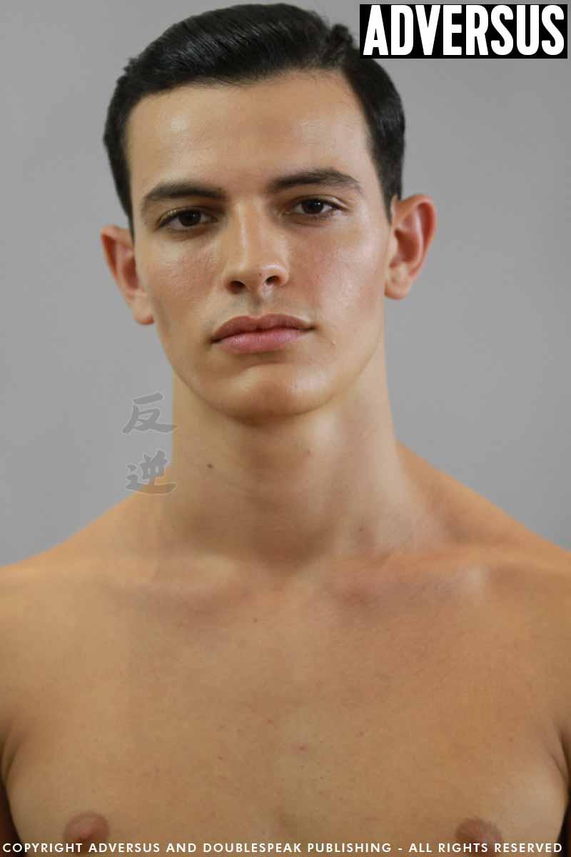 Kapselfoto's man 2018 - Backstage Les Hommes - Foto Mauro Pilotto