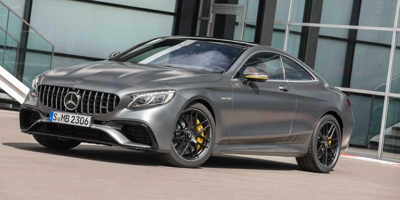 Nieuwe Mercedes-AMG S 63 4MATIC+