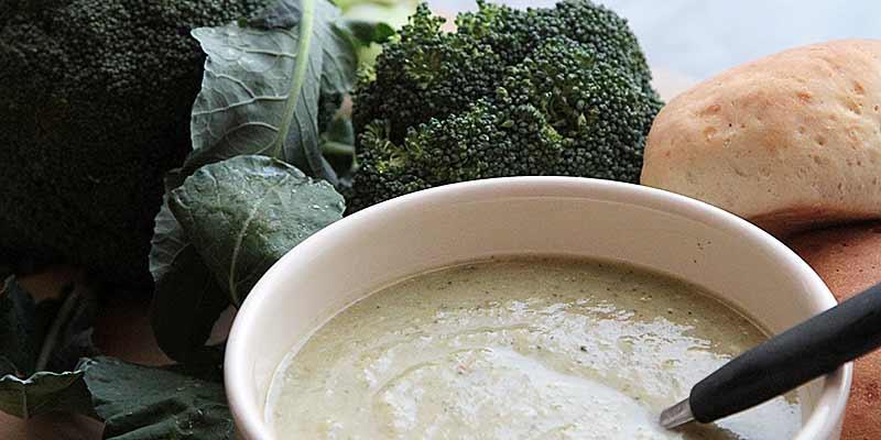 Broccoli-venkelsoep