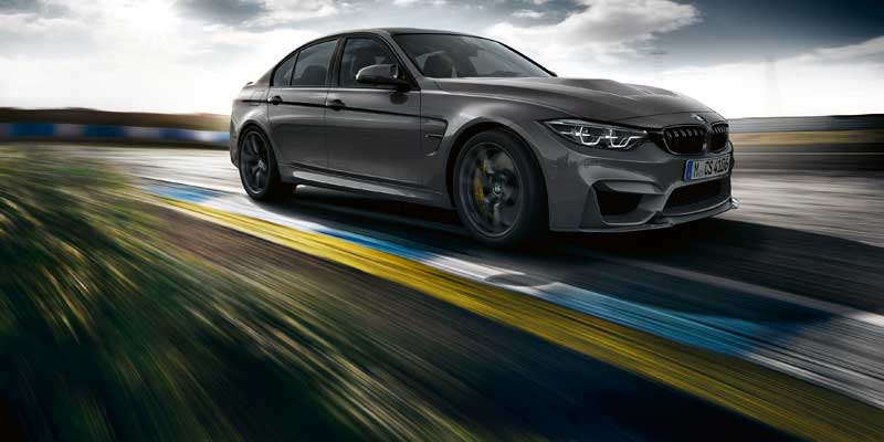 De nieuwe BMW M3 CS