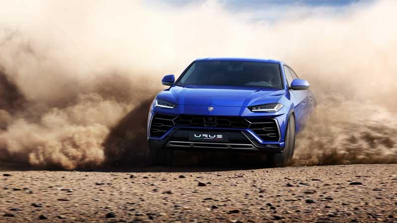 De nieuwe Lamborghini Urus: de eerste Super Sport Utility Vehicle ter wereld