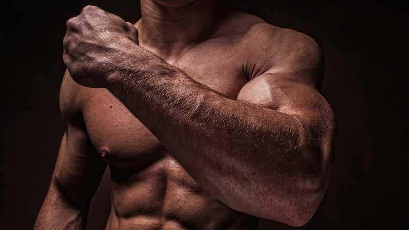 Vrouwen voelen zich aangetrokken tot sterke mannen, bevestigen de wetenschappers