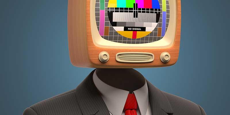 Televisie kijken stompt af