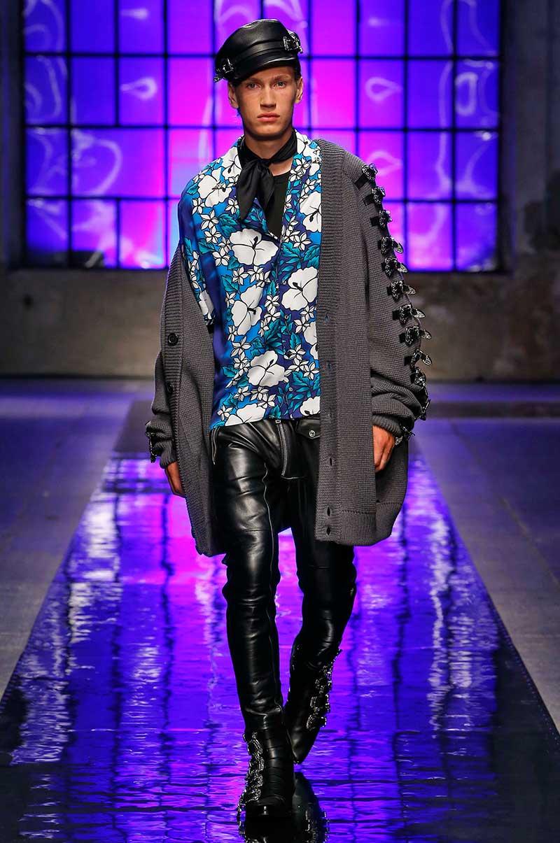 Mode trends man voor zomer 2018