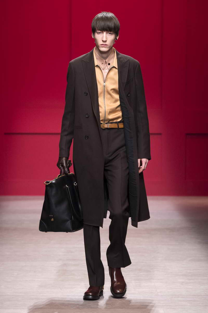 Salvatore Ferragamo Herfst Winter 2018 2019